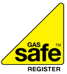 We are Gas Safe Registered
